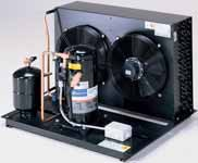 UC Condensing Units: With Copeland Scroll Compressor